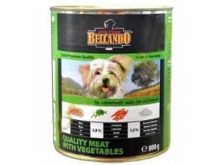 Belcando (Белькандо) консервы для собак 400гр мясо с овощами