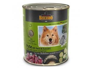 Belcando (Белькандо) консервы для собак 800гр индейка, рис, цукини