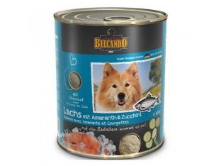 Belcando (Белькандо) консервы для собак 800гр лосось, амарант, цукини