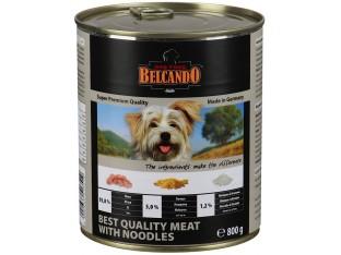 Belcando (Белькандо) консервы для собак 400гр мясо с лапшой