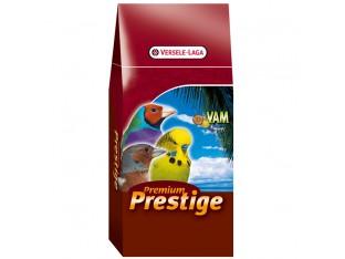 Корм Versele-laga Budgies Prestige Premium для волнистых попугаев 20 кг