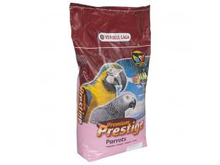 Корм Versele-laga Parrots Prestige Premium для больших попугаев 15 кг