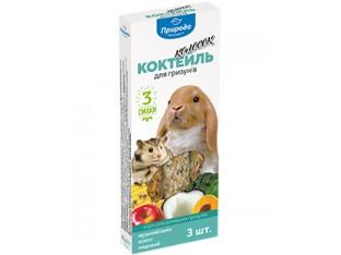 Колосок Коктейль три вкуса (мультивитамин, кокос, медовый) 3*30гр.