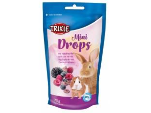 "Лакомство для грызунов ""Mini Drops"" (дикие ягоды) 75гр Trixie 60331"