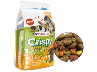Лакомство Versele-laga Krok Crispy 0,65 кг для грызунов с овощами