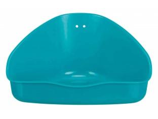 Туалет угловой для грызунов 16x7x12/12см Trixie 6254