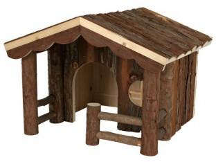 "Домик для кроликов и морских свинок ""Knut"" 30x22x30см Trixie 61981"