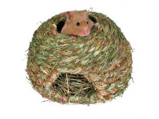 Гнездо травяное для мелких грызунов Trixie 6108 10 см