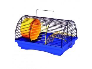 """Клетка для грызунов """"Бунгало-1"""" К 008 33х23х20см. окрашенная"""