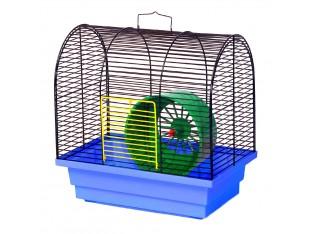 """Клетка для грызунов """"Бунгало мини"""" К 092 28х18х28см. окрашенная"""