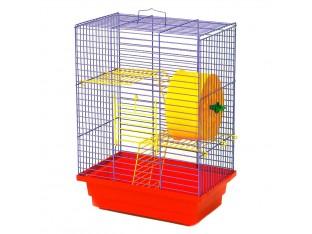"""Клетка для грызунов """"Дом"""" К 012 28х18х29см. окрашенная"""