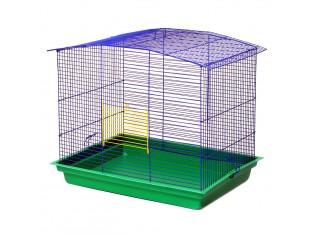 """Клетка для грызунов """"Комби"""" К 027 48х31х30см. окрашенная"""