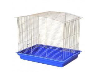 """Клетка для грызунов """"Комби"""" Кц 027 48х31х30см. оцинкованная"""