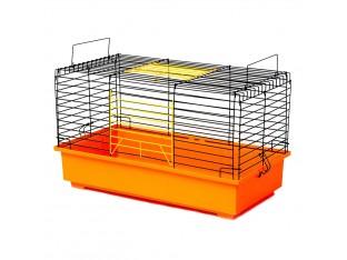 """Клетка для грызунов """"Кролик"""" К 072 57х30х33см. окрашенная"""