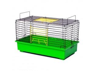 """Клетка для грызунов """"Кролик"""" Кц 072 57х30х33см. оцинкованная"""