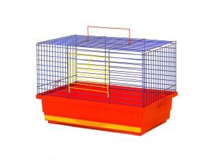 """Клетка для грызунов """"Кролик мини"""" К 025 47х30х30см. окрашенная"""