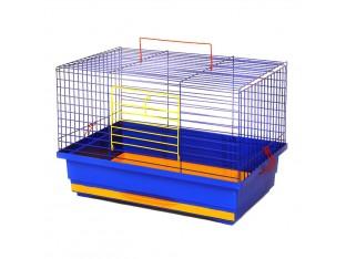 """Клетка для грызунов """"Кролик мини"""" Кц 025 47х30х30см. оцинкованная"""