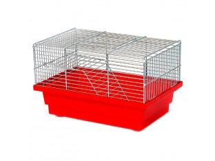 "Клетка для грызунов ""Мышка"" Кц 002 28х18х17см. оцинкованная"