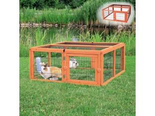 """Клетка для кролей """"Natura"""" 116x48x109см Trixie 62281"""