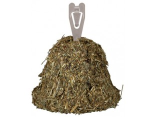 Колокол подвесной для грызунов сено+календула 100гр Trixie 60483