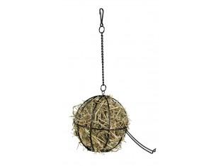 Кормушка-шар для грызунов подвесная Trixie 6105 12 см