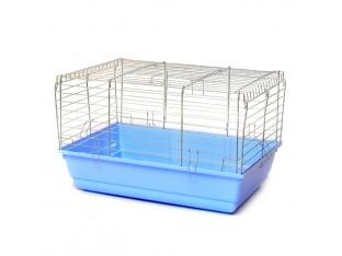 """Клетка для грызунов """"Кролик-60"""" К032 60x40x38см цинк"""