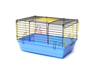"""Клетка для грызунов """"Кролик-60"""" К032 60x40x38см окраш."""