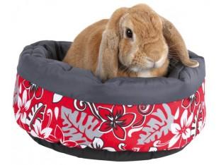 Круглое место для кролика Flower 35см Trixie 62801