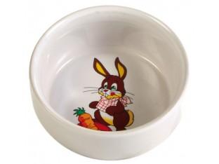 Миска для кролика керамическая Trixie 6063