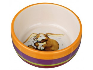 Миска для кролика керамическая Trixie 60803
