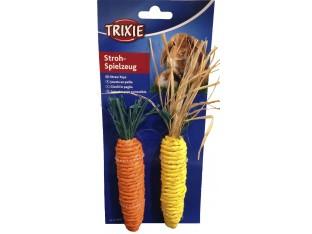 Плетенные овощи, солома для грызунов Trixie 6192
