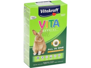 Vitakraft Vita Special сбалансированный корм для кроликов 600гр.