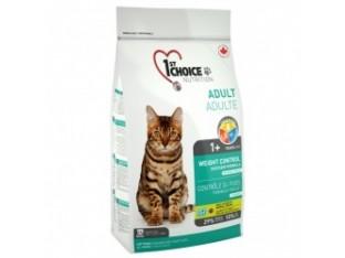 1st Choice (Фест Чойс) Weight Control сухой корм для похудения кошек 10 кг