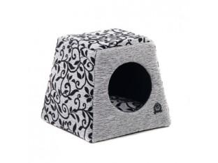 Домик для кошек Оскар 36x36x34см