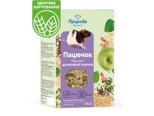 Природа Крыска витаминизированный корм 500гр.