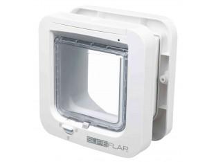 Дверца для кота белая SureFlap Trixie 38530