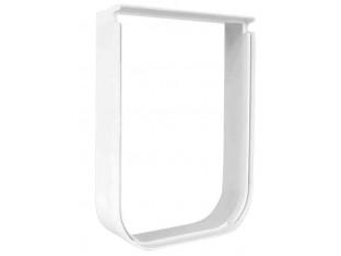 Дополнительный элемент (тоннель) для дверцы 3869 белый Trixie 3870