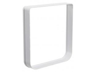 Дополнительный элемент (тоннель) для дверцы 44231 белый Trixie 44251