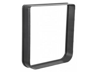 Дополнительный элемент (тоннель) для дверцы 44232 серый Trixie 44252