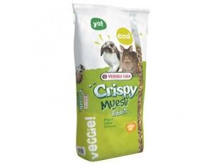 Корм Versele-laga Cuni Crispy для карликовых кроликов 20кг