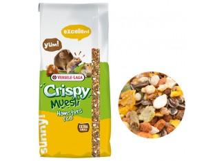 Корм Versele-laga Hamster Crispy для хомяков с витамином E 20кг