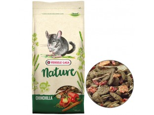 Корм Versele-laga Chinchilla Nature для шиншилл 0.7кг