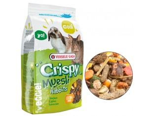 Корм Versele-laga Cuni Crispy для карликовых кроликов 1,0 кг