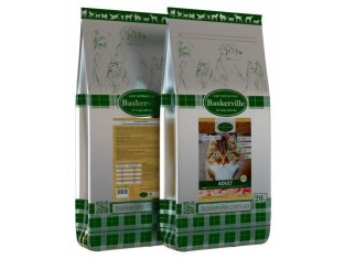 Baskerville Adult (Баскервиль) сухой корм для взрослых кошек 20 кг