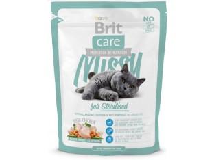 Brit Care Missy/Sterilised для стерилизованных кошек 7 кг
