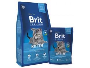 Brit Premium Cat Kitten для котят от 1 до 12 месяцев 8 кг