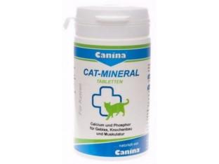Canina Cat-Mineral Tabletten витаминно-минеральная добавка для кошек 150 тб
