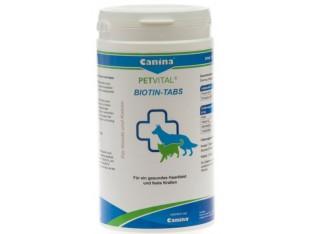 Canina Petvital Biotin-Tabs интенсивный курс для кожи и шерсти кошек 50тб