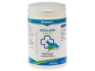 Canina Seealgen (Канина Сеалген) добавка для улучшения пигментации кошек 225 тб