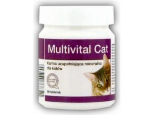 Dolfos Multivital Cat мультивитаминный комплекс для кошек 500 тб
